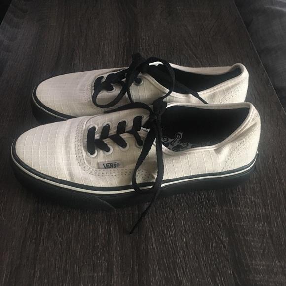 Vans Shoes | Vans Authentic Off White